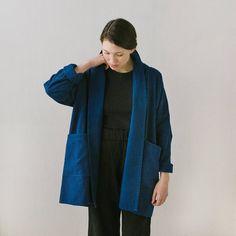 Women's Haori Sewing Pattern – Wiksten