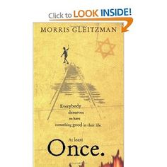 Once (Once/Now/Then/After) this moving series follows a Jewish boy seeking to escape from the Holocaust and the Nazis.  Very moving