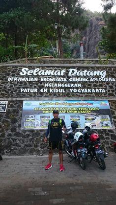 25k to Gunung Api Purba, wonosari