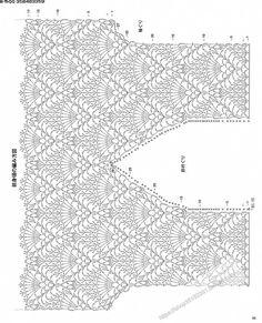 Trendy Crochet Clothes For Women Summer Crochet - Diy Crafts - maallure T-shirt Au Crochet, Pull Crochet, Crochet Shirt, Crochet Motifs, Crochet Diagram, Crochet Woman, Filet Crochet, Crochet Stitches, Crochet Patterns