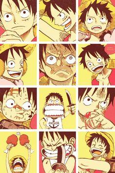#Monkey_D_Luffy #OnePiece