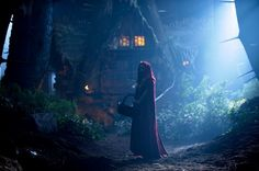 Cloud Nove Events: Red Riding Hood: Patryk's Inspired