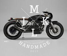 Moto Guzzi concepts are the work of JMKL, a Spanish graphic designer