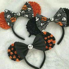 halloween ears disney mickey and