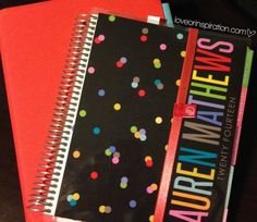 Erin Condren Life Planners 2014   See original post @ loveorinspiration.com