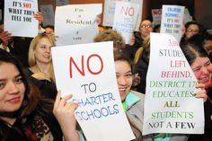Mike Klonsky's SmallTalk Blog: Chicago's hard-hit suburban schools resist charter invasion