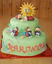 Výsledek obrázku pro dort miminko v peřince