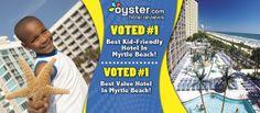 Captain's Quarters most kid friendly Myrtle Beach Hotel promo