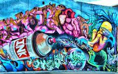 arte callejera.