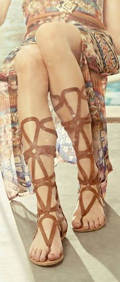 gladiator sandals ♥✤ | Keep Smiling | BeStayBeautiful