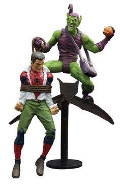 Diamond Select Toys Marvel Select: Classic Green Goblin vs. Spider Man Action Figure Diamond Select,http://www.amazon.com/dp/B0006JFV8G/ref=cm_sw_r_pi_dp_gpNAtb06JG9AT1T5