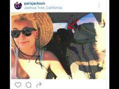 Una selfie de Paris Jackson revive rumores de que el 'Rey del Pop' está vivo - Radioacktiva.com