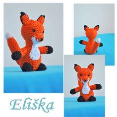 Eliška, liška kabelková Eliška, bag fox