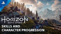 Horizon Zero Dawn: Skills and Abilities - Countdown to Launch at PS Store | PS4 - http://gamesitereviews.com/horizon-zero-dawn-skills-and-abilities-countdown-to-launch-at-ps-store-ps4/