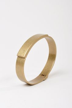 Maison Martin Margiela 11 Brass Bracelet