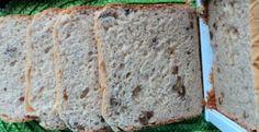 Pan de nueces y miel