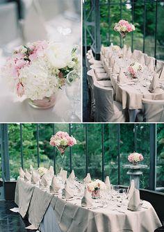 Super Chic Romantic Wedding Centerpiece Ideas. To see more: http://www.modwedding.com/2014/01/15/super-chic-romantic-wedding-centerpiece-ideas/ #wedding #weddings