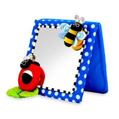 Sassy® Crib & Floor Mirror - BedBathandBeyond.com