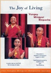 In this talk based on his groundbreaking first book, The Joy of Living (Harmony Books), world-renowned Buddhist teacher Yongey Mingyur Rinpoche invites us to join him in unlocking the secrets behind the practice of meditation.