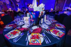 We are a fully-integrated company that can conceptualize and deliver your event whether it is a gala dinner, theatre performance, family fun day or theatre-based communications workshop.