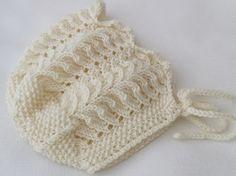Ravelry: Tipeetoes' Karenne Baby Bonnet