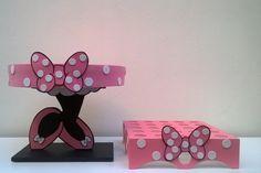 Kit De Festa Minnie Rosa