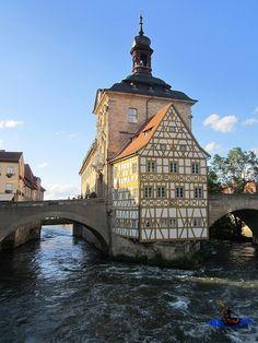 Bamberg, Upper Franconia, Germany.