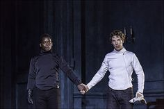 See the Dramatic First Shots of Benedict Cumberbatch's Hamlet! - Photo - Playbill.com