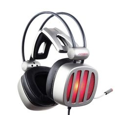 7.1 Surround Sound Gaming Headphone Deep Bass With Mic