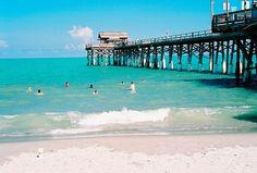 Cocoa Beach, Florida. by RuthannOC, via Flickr