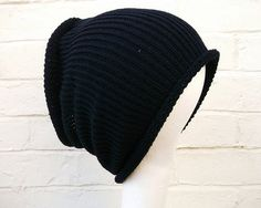 Plain dreadlock tube hat hair wrap dread band custom by missbelluk, £10.00