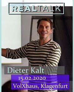 Mit DIETER KALT stellen wir euch nun den dritten Sprecher beim RealTalk II bei uns im VolXhaus - Klagenfurt vor. Bei RealTalk möchte Dieter seine gesamte Erfahrung & sein Wissen unverblümt und echt auf den Punkt bringen. #VolXhausKlagenfurt #WeAppU #Realtalk #Impulse #motivation