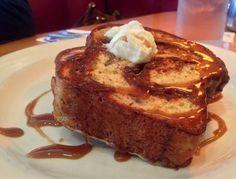 5 Spot - Seattle, WA, United States. Cinnamon roll French toast. No regrets.