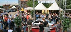 SCHÖNE STERNE 2012 – so war's!  Rund 1.500 Autos und 5100 Besucher bei den SCHÖNEN STERNEN
