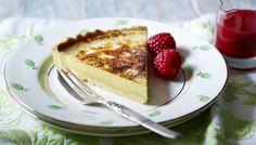 BBC - Food - Recipes : Lemon and mascarpone tart