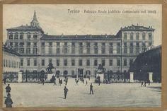 TORINO (1920) Palazzo Reale