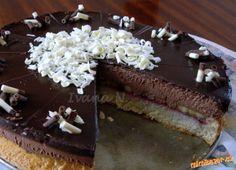 Čokoládový dort s hoblinkami Desserts, Cakes, Food, Tailgate Desserts, Deserts, Cake Makers, Kuchen, Essen, Postres