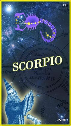 Le scorpio  It is through determination and a strong combativeness that you will resolve the question that is facing you, be sure of yourself. However, an over strong possessiveness could be contrary to your projects, know how to dose things carefully.
