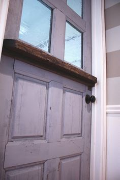 Dutch split door tutorial