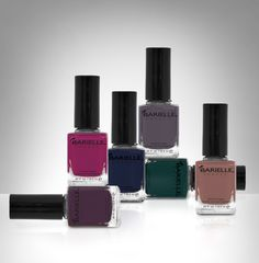 Our Me Couture Collection is the perfect way to treat your #nails. #Nail #Polish shades include: Berry Polish, Taupe Notch, Vintage Gown, Boho Chic, Soho at Night and Moda Bleu.
