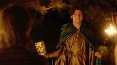 Hale Appleman as Elliot