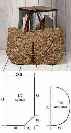 Hook easy bag..