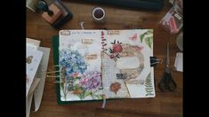 Journal with me #1 Wochen Journal #1 Handmade Greetings, Journal, Quilling Art, Handmade Shop, Paper Art, Workshop, Crafts, Etsy, Basteln