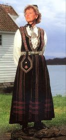 Hello all, Today I will cover the last province of Norway, Hordaland. This is one of the great centers of Norwegian folk costume, hav. Folk Costume, Costumes, Traditional Outfits, Norway, Culture, Embroidery, People, Bergen, Vest