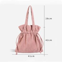Embroidery Floss Projects, Handmade Clutch, Diy Tote Bag, Market Bag, Casual Bags, Needle And Thread, Cotton Tote Bags, Fashion Bags, Corduroy
