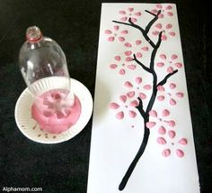 DIY Lente decoratie