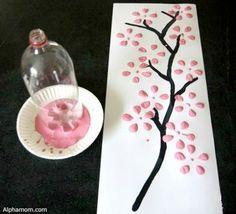 DIY Lente decoratie