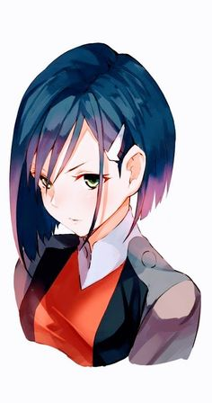 Ichigo - Darling in the FranXX #GG #anime