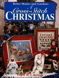 A Cross-Stitch Christmas: Gifts to Cherish (Better « LibraryUserGroup.com – The Library of Library User Group