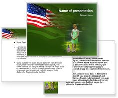 memorial day powerpoint theme